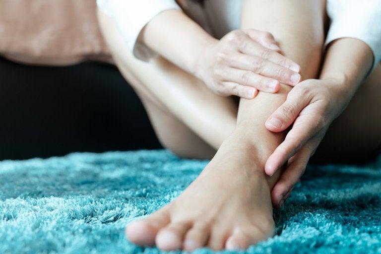 Síndrome de Willis-Ekbom o piernas inquietas