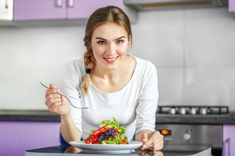 Adoptar una dieta vegetariana sin reducir nutrientes