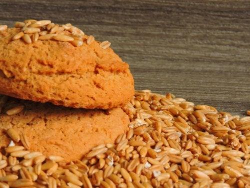 Aprende a hacer galletas de avena y yogur sin azúcar