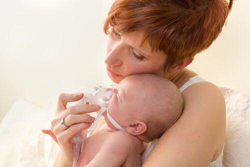 Enfermedades respiratorias más frecuentes en los recién nacidos