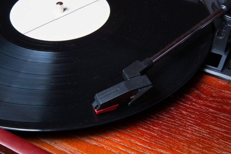 Cómo decorar con discos de vinilo: 5 ideas originales
