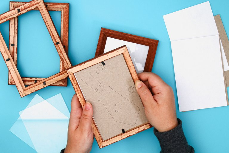 Cómo decorar de forma original con fotos
