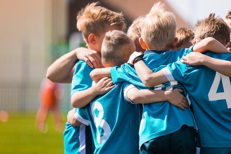 Cómo hablar con tu hijo sobre la competencia