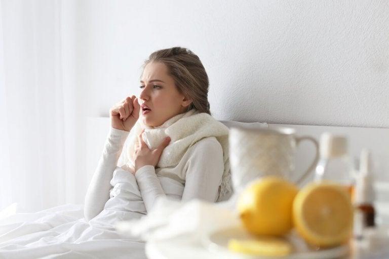 6 consejos para superar los catarros en casa de manera natural