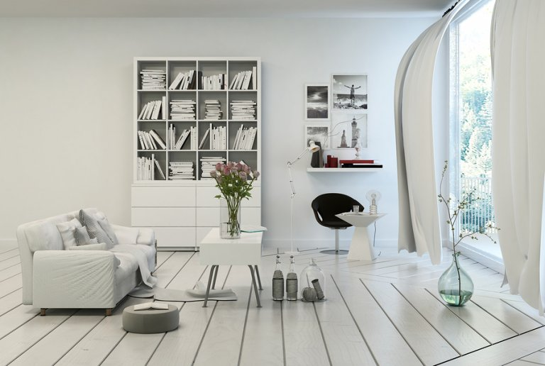 Descubre cómo decorar tu casa con tonos neutros