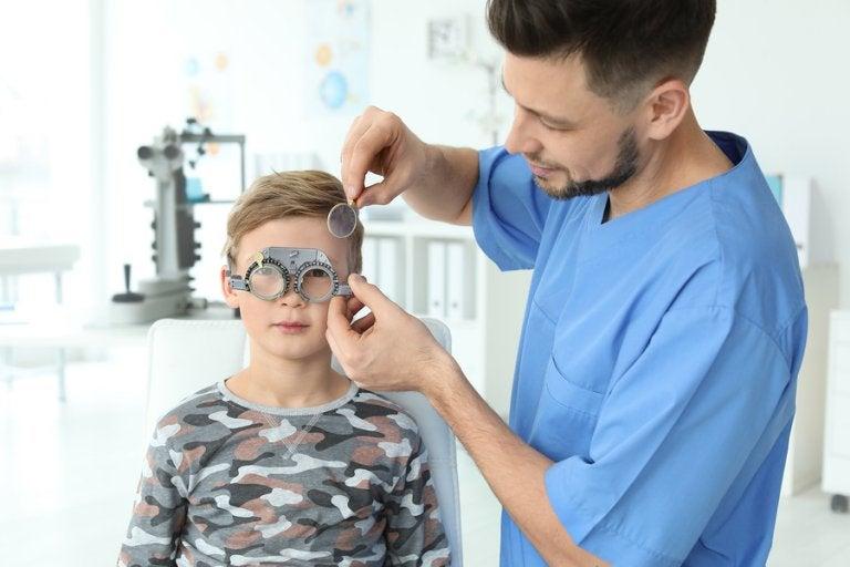 Problemas de visión en niños pequeños: ¿Cómo detectarlos?