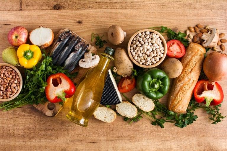 El top 10 para hacer una dieta mediterránea