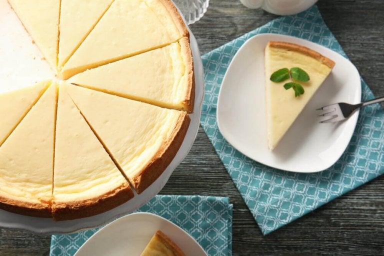 Exquisita tarta de jengibre para disfrutar