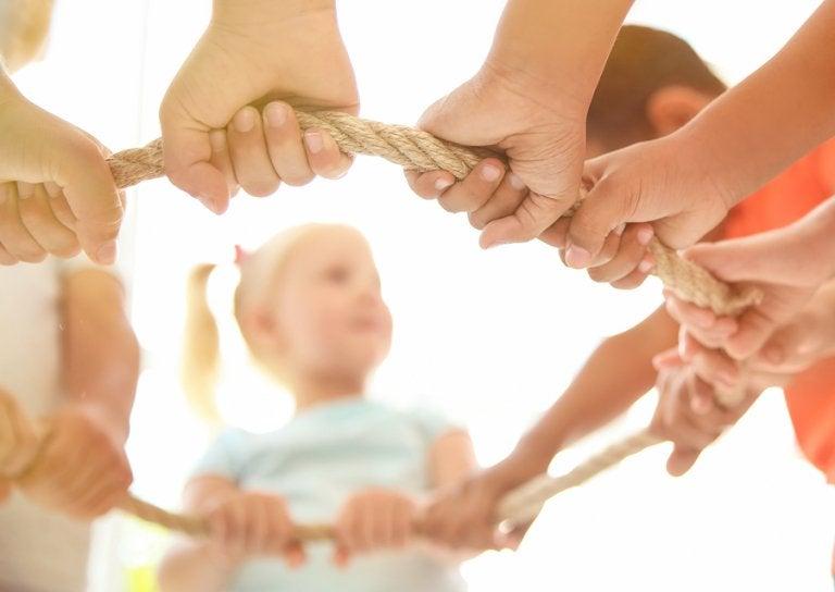 5 grandes beneficios del juego colaborativo en niños