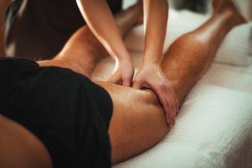 5 hábitos para recuperarte de una lesión muscular