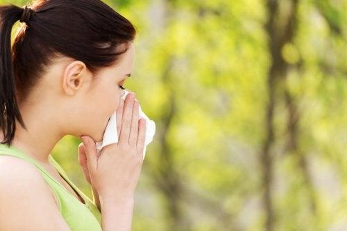 Los mejores 5 remedios para la alergia al polen