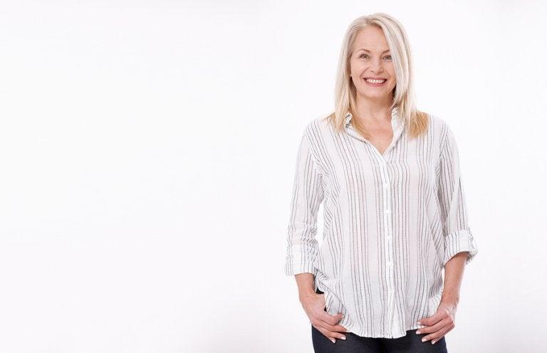 Cómo reducir la caída del cabello en la menopausia