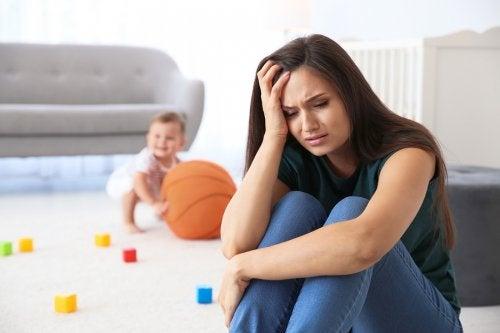 5 terapias para superar la depresión posparto