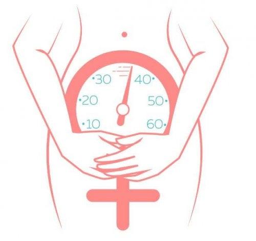 Atrofia urogenital en mujeres postmenopáusicas