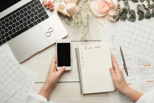 4 claves para preparar la lista de invitados de su boda