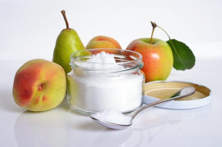 Dieta para personas con intolerancia a la fructosa