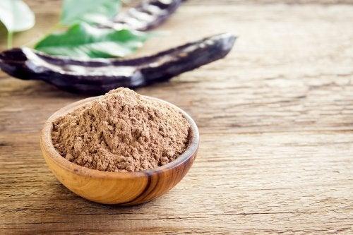 6 propiedades y beneficios de la harina de algarroba