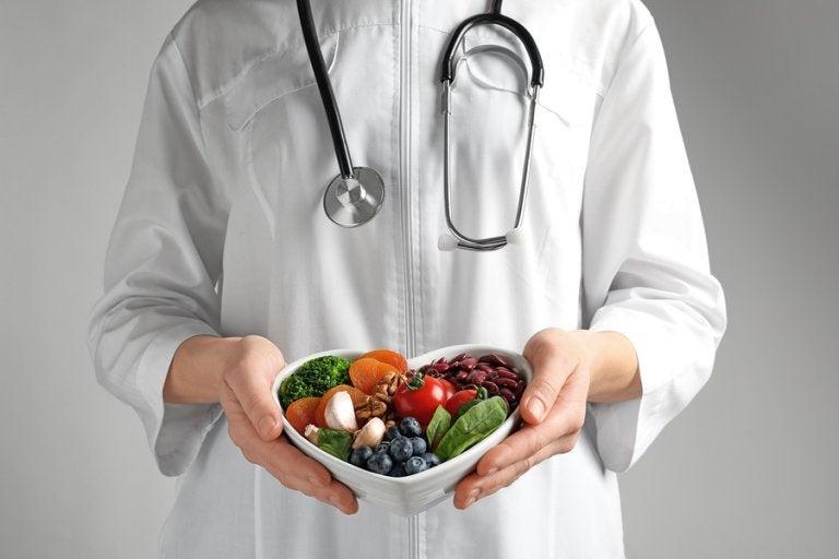 ¿Qué debes comer tras sufrir un ataque cardíaco?
