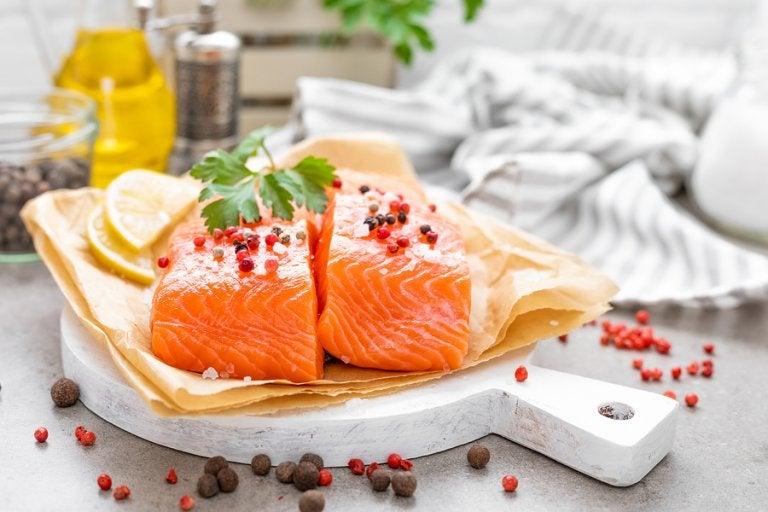 3 formas de preparar pescado sin excederte en las calorías