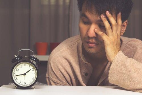 ¿Por qué tengo sueño pero no puedo dormir? Los trastornos del sueño