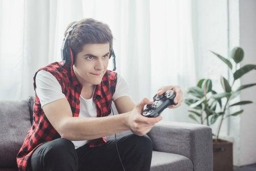 ¿Cómo afectan los videojuegos a los adolescentes?