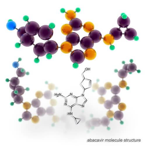 Abacavir: usos y efectos secundarios