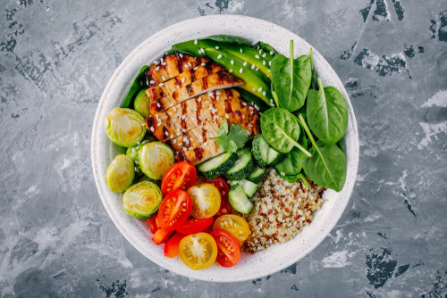 3 recetas para la cena con menos de 300 calorías