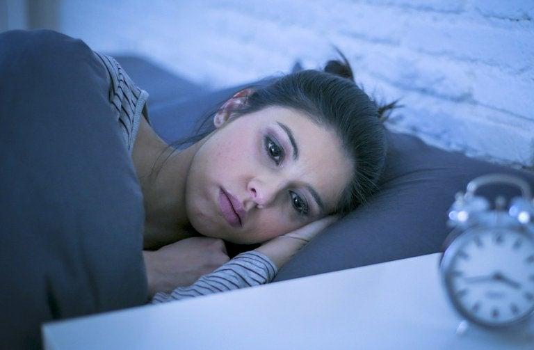 El ciclo menstrual y el sueño