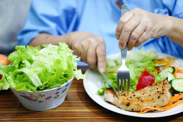 Dieta y lupus, ¿qué tengo que comer y qué debo evitar?
