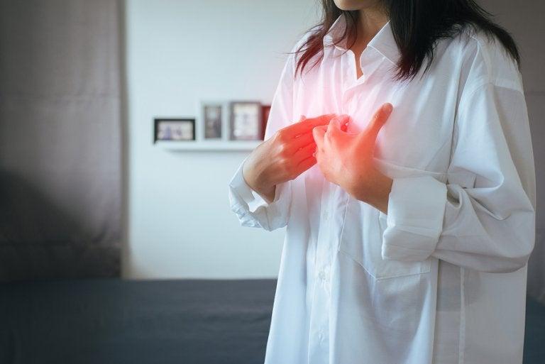 Enfermedad por reflujo gastroesofágico: síntomas y tratamiento