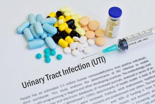 Antibióticos para las infecciones urinarias