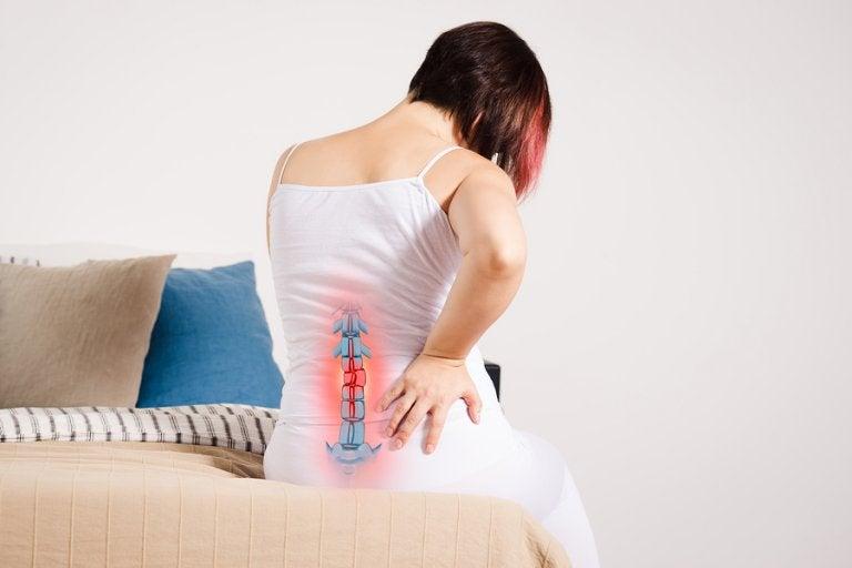 Tratamientos naturales para mejorar una hernia discal