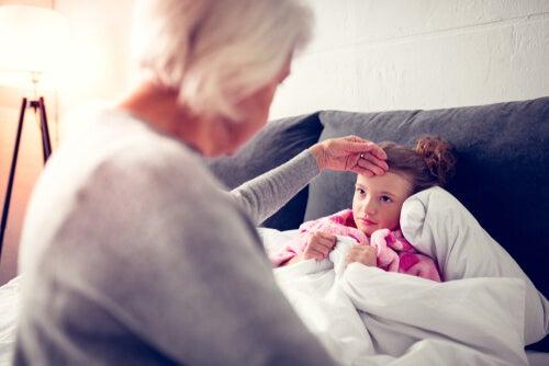 Rinofaringitis en niños: síntomas, causas y tratamientos