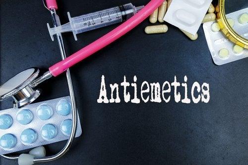 Antieméticos para prevenir náuseas y vómitos