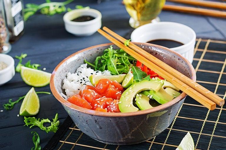 3 recetas de ensalada de arroz que debes probar