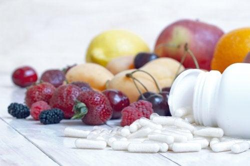 Hipervitaminosis: el exceso de vitaminas