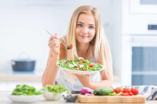 Dieta en el síndrome de ovario poliquístico