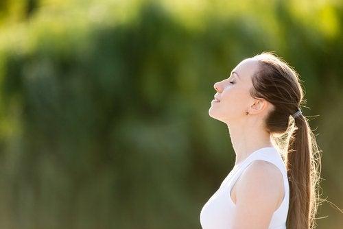 Respiración controlada: características y cómo realizarla