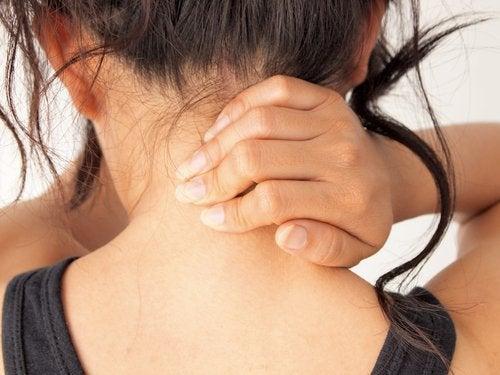 Dolor y tensión muscular por estrés
