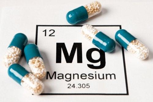 Hipomagnesemia: nivel bajo de magnesio en sangre