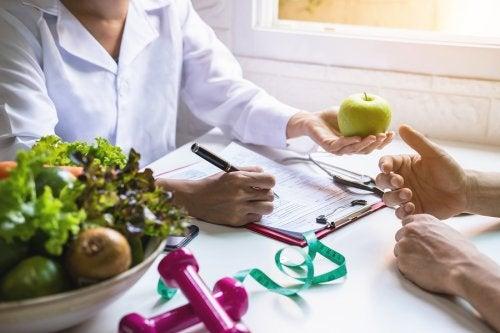 Alimentación para mejorar la fertilidad en hombres