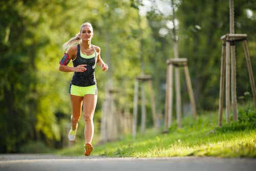 Ejercicio físico y ciclo menstrual (test)