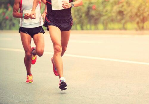 El desafío de la maratón: rituales, cogniciones, bioquímica y emociones del corredor