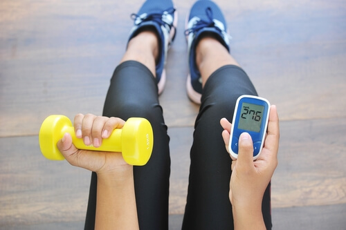 La alimentación en deportistas con diabetes