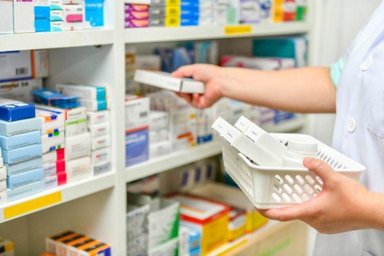 ¿Cuáles son los tipos de medicamentos?