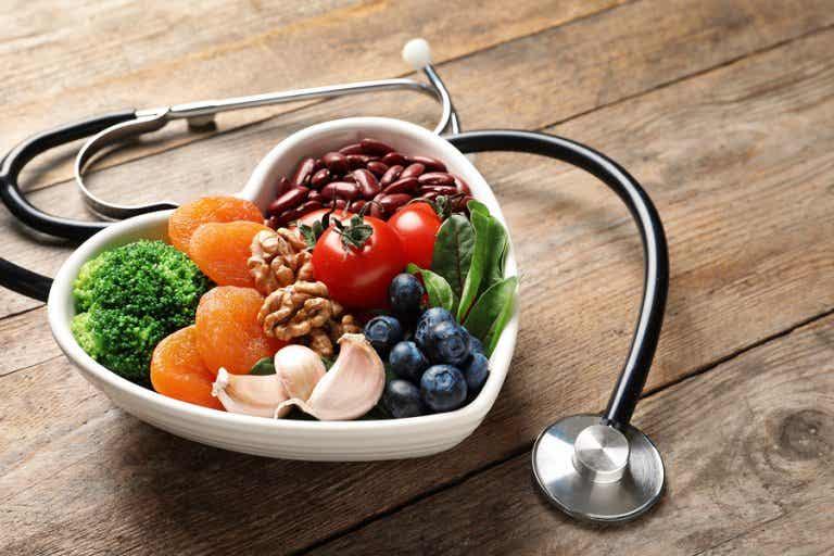 Hábitos dietéticos cardiosaludables