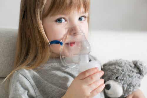 Asma infantil: causas y diagnóstico